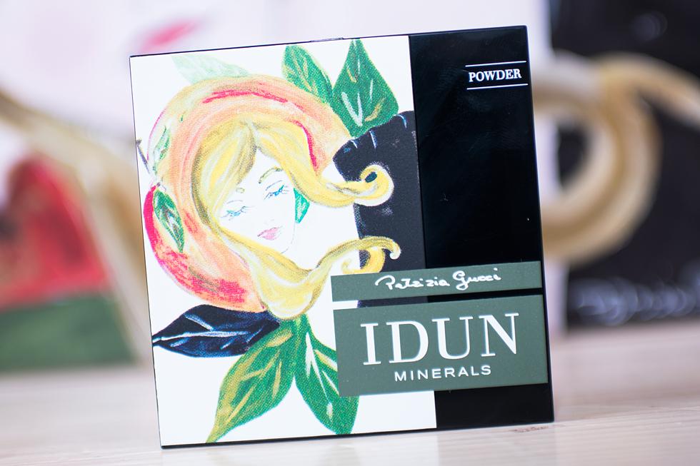 idun minerals nyheter news 2016 bronzer highlighter powder blush brush