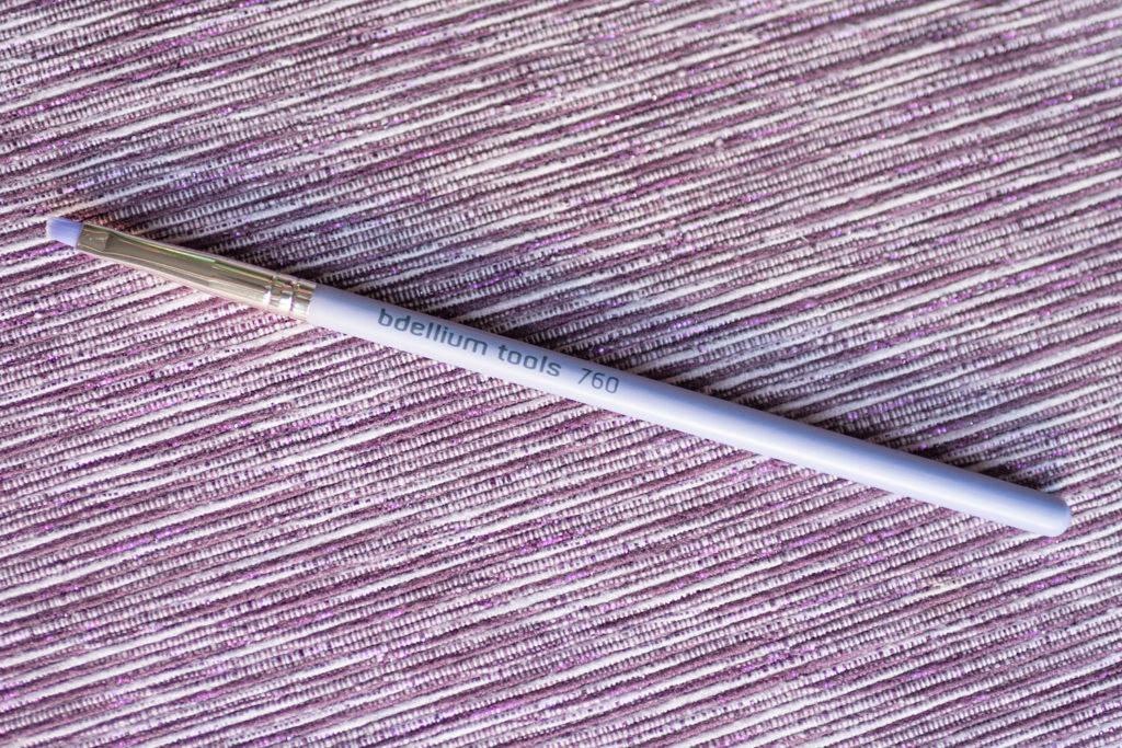 Purple Bambu Precision 17pc. Brush Set