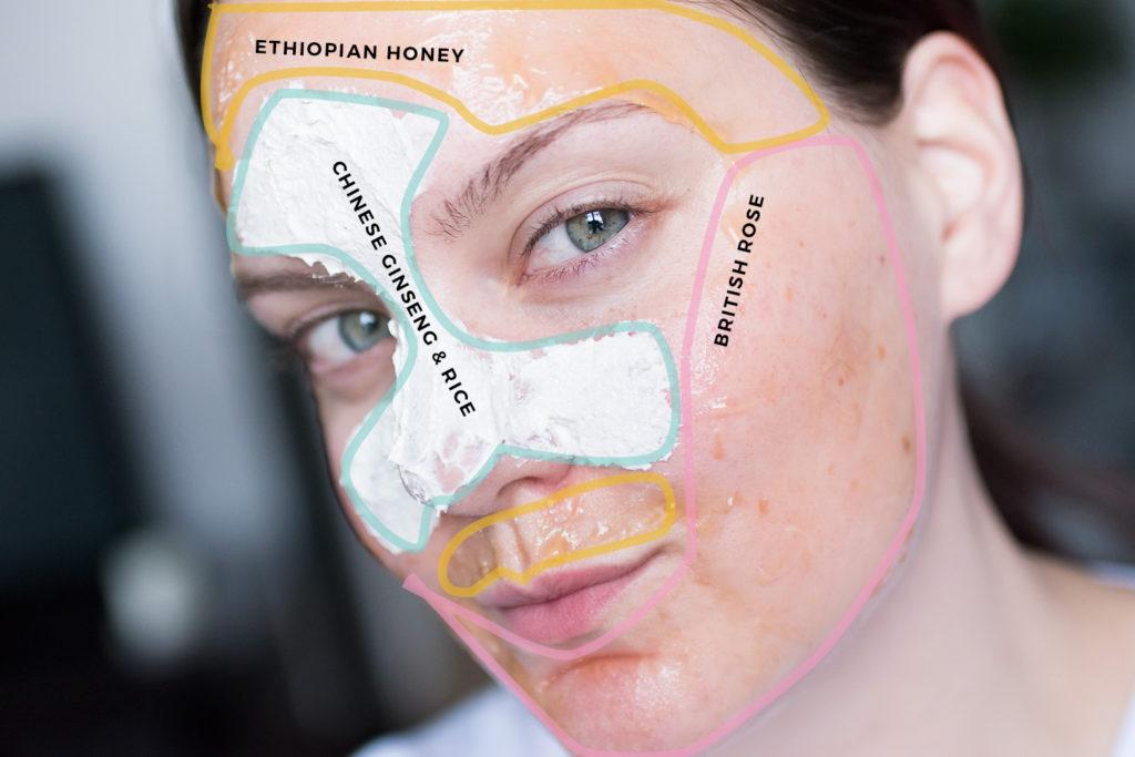 the body shop superfood face masks ansiktsmasker 2016