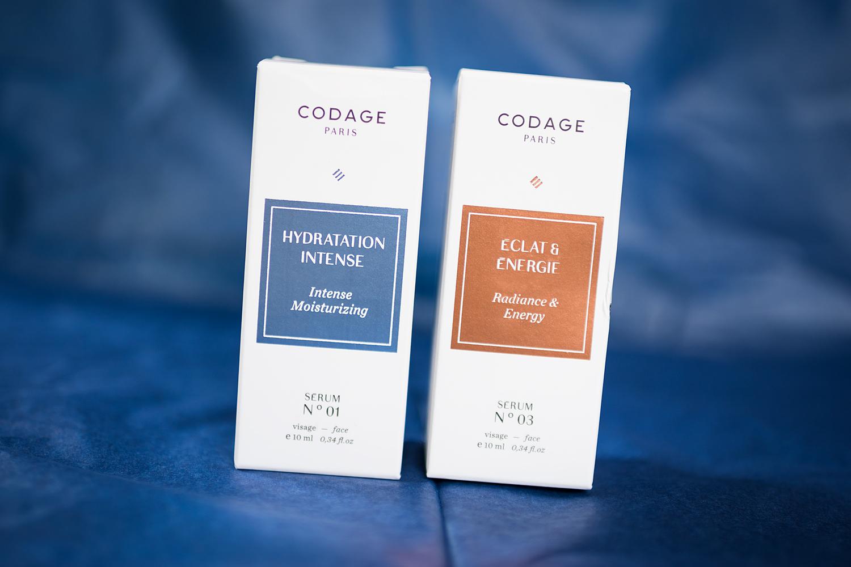 Skräddarsydd hudvård med Codage Paris