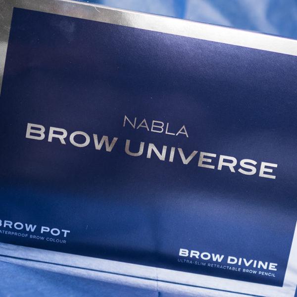 nabla brow universe brow pot