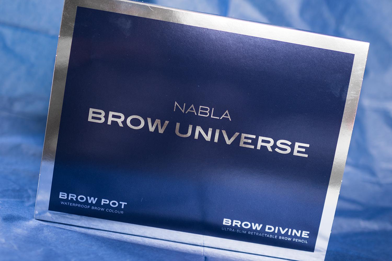 Ett universum av brynprodukter från NABLA