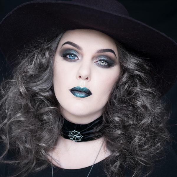 motd makeup witch halloween