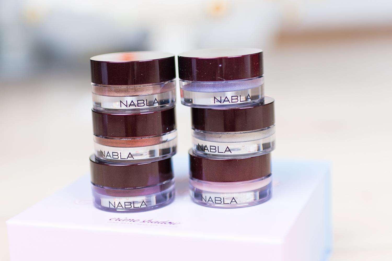 nabla potion paradise collection cream eyeshadow