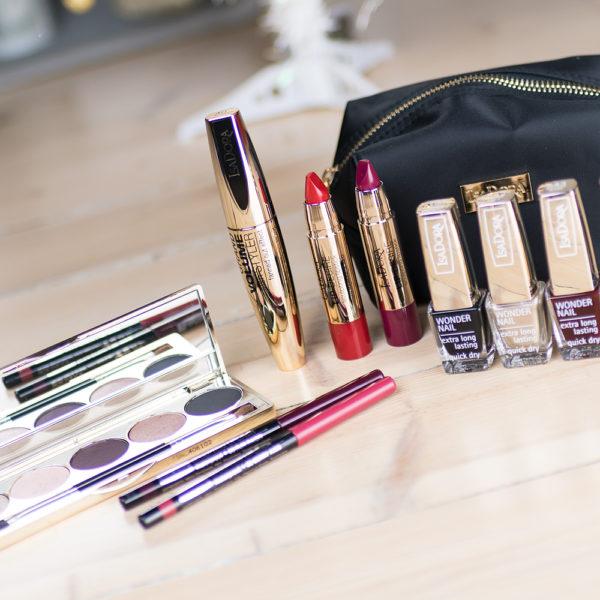isadora boho baroque holiday make-up 2016