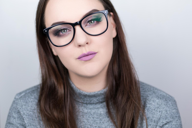 motd new brillz purple makeup glasses