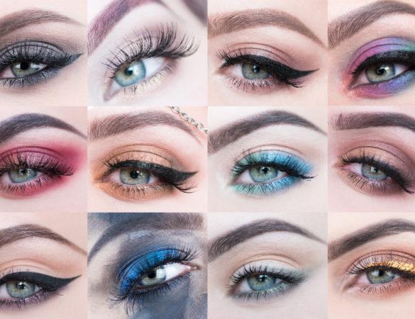 Makeup of 2016
