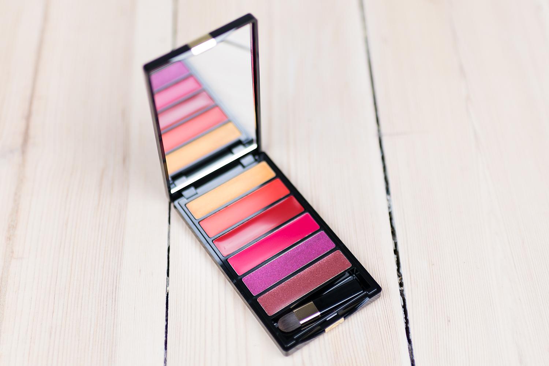 l'oréal paris extravaganza 2016 la palette lip