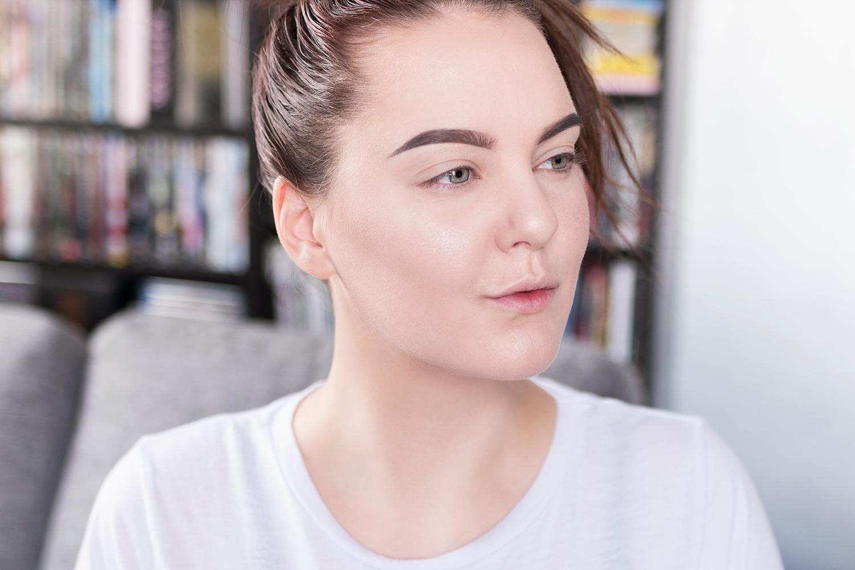 sminktrender makeup trends 2017 natural glow