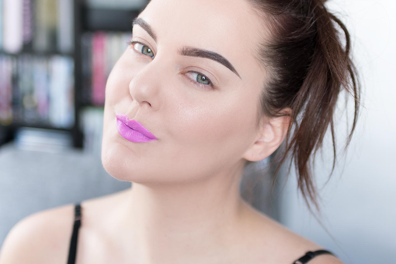sminktrender makeup trends 2017 färgstarka läppar