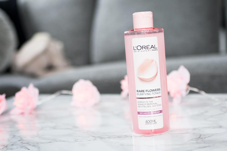 loreal skin expert rare flowers