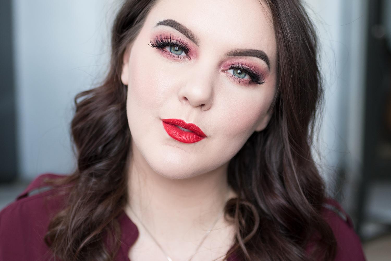 valentine's makeup 2017 alla hjärtans dag sminkning