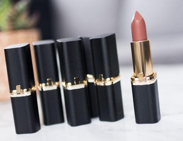 Nya läppisar från L'Oréal Paris