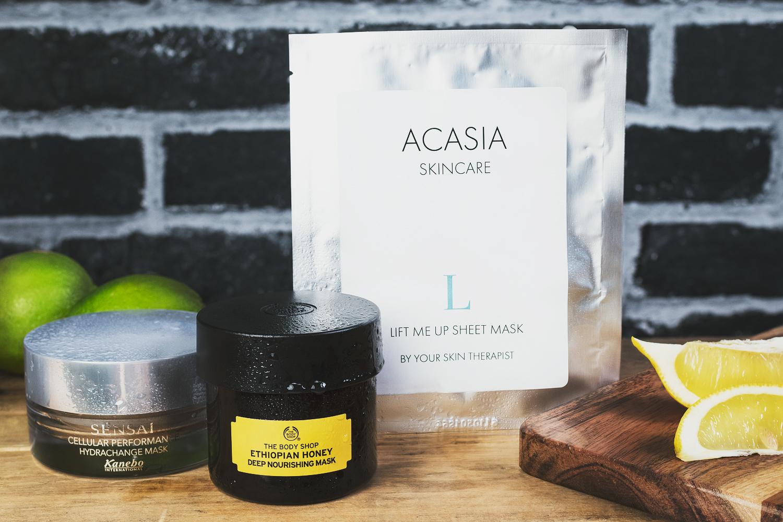 3 hudvårdstips när du är sjuk ansiktsmask