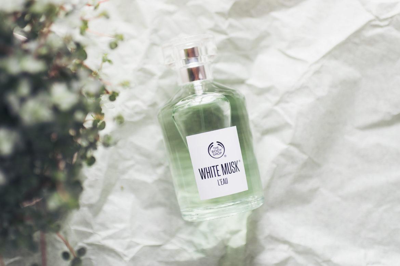 Ny doft från The Body Shop – White Musk L'Eau