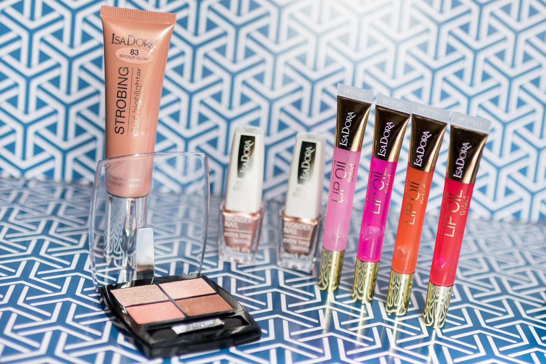 IsaDora Pool Glow Bronzing Make-up 2017