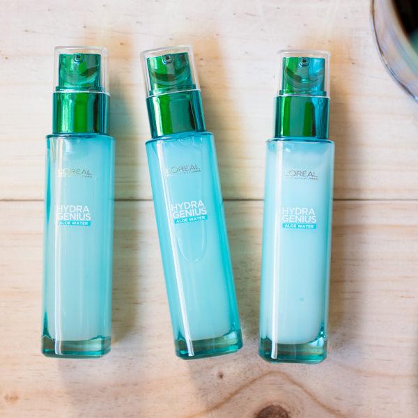 l'oréal paris hydra genius aloe water