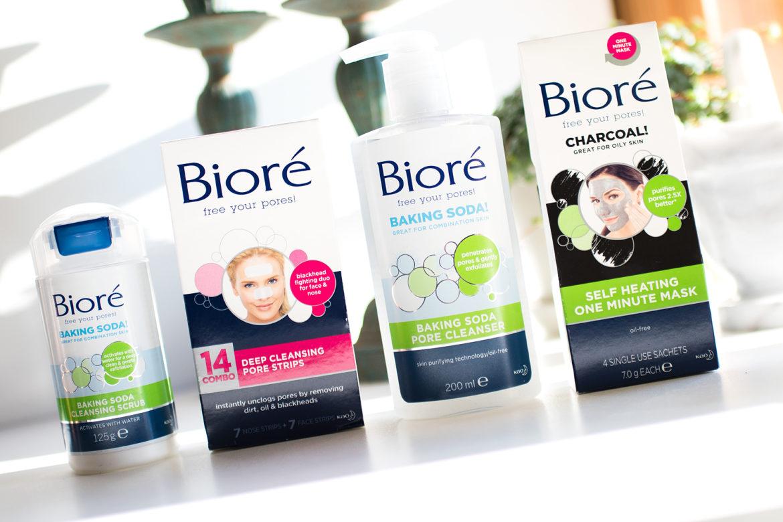 Bioré, porrengörande hudvård