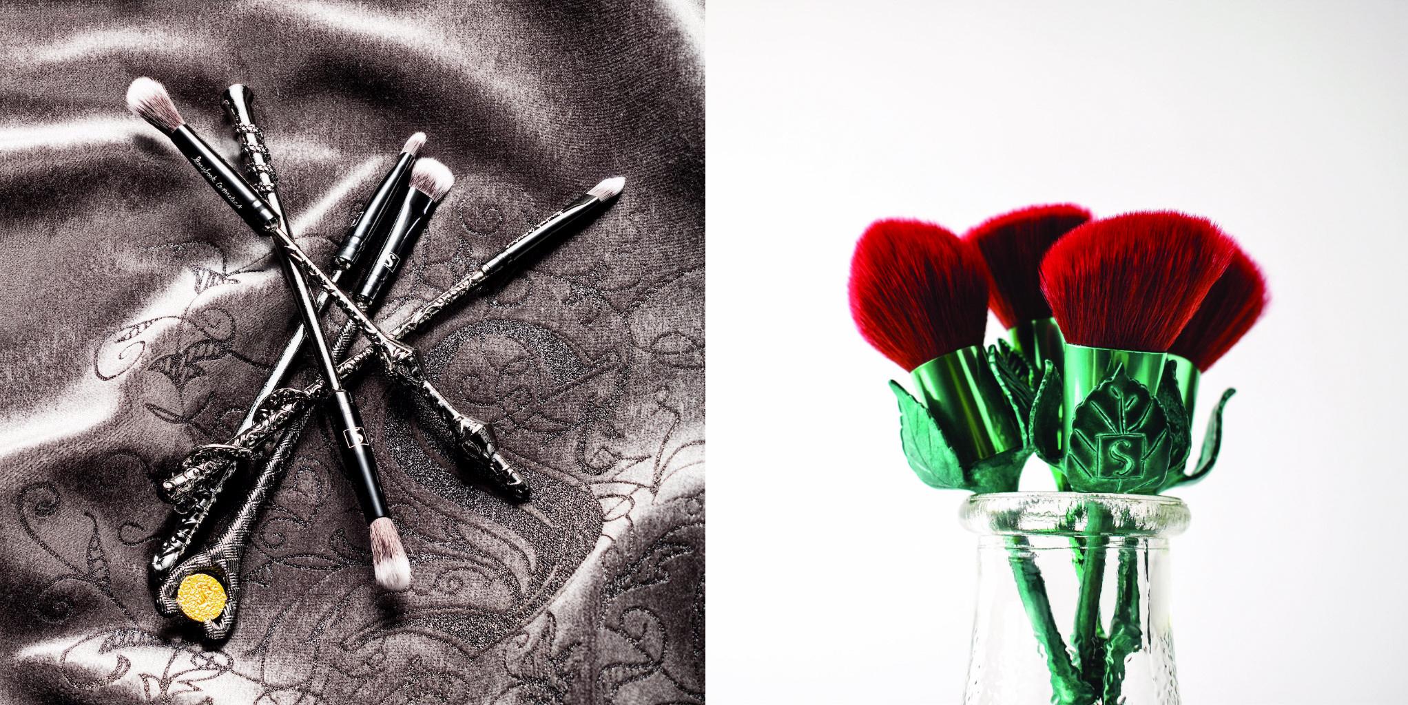 storybook cosmetics brushes