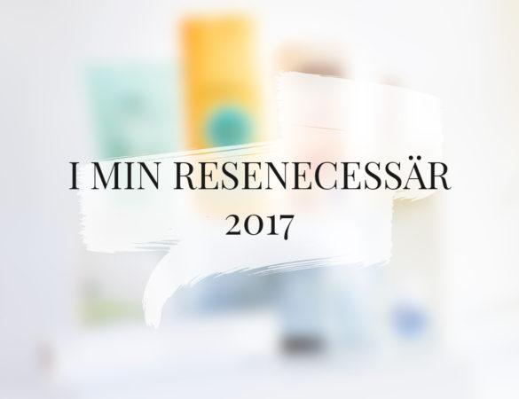 I min resenecessär 2017