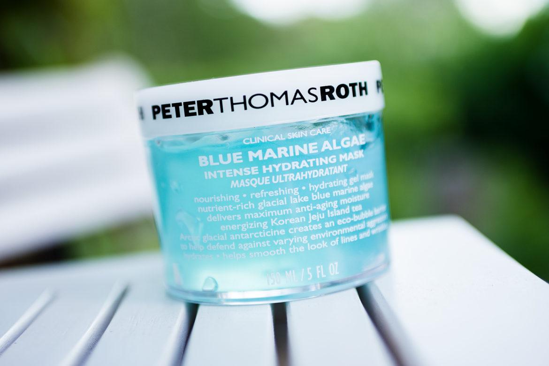Söndagsmasken: Peter Thomas Roth Blue Marine Algae Intense Hydrating Mask