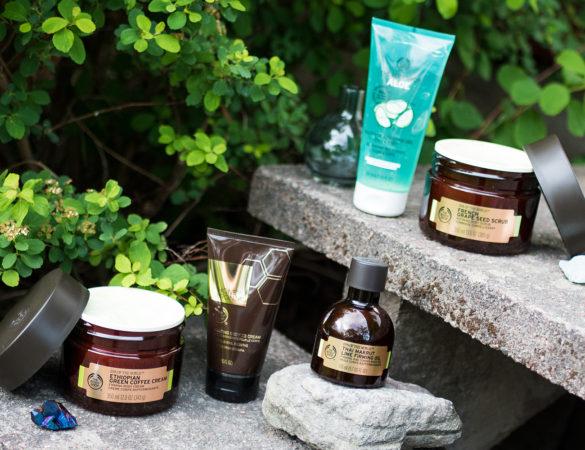 Sommarnyheter från The Body Shop