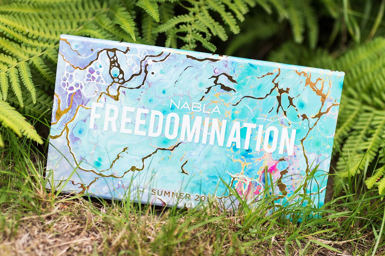nabla freedomination summer collection 2017
