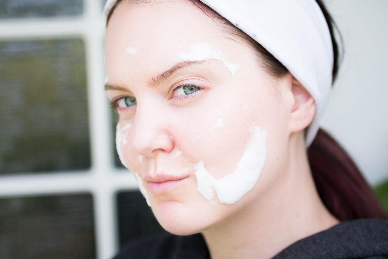 Söndagsmasken: PTR Brightening Bubbeling Mask