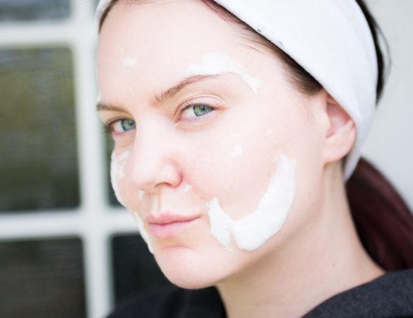 #Söndagsmasken: PTR Brightening Bubbeling Mask