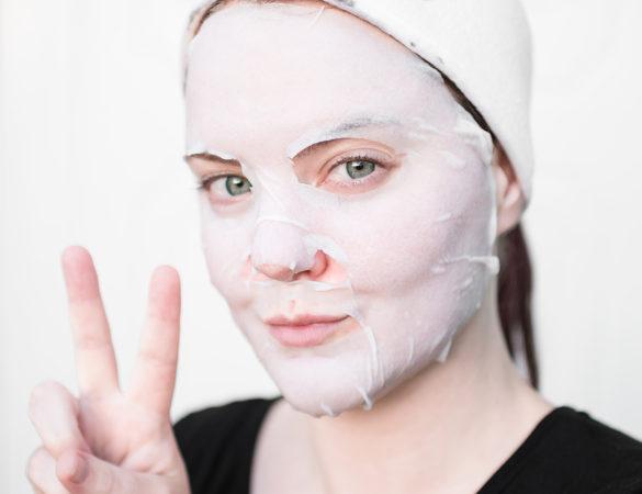#Söndagsmasken: Garnier Moisture Bomb Sheet Mask Anti-Fatigue
