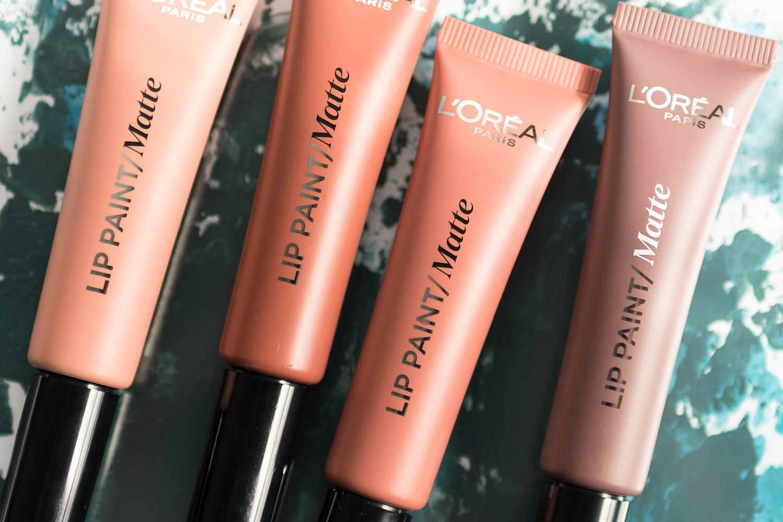 l'oréal paris lip paint