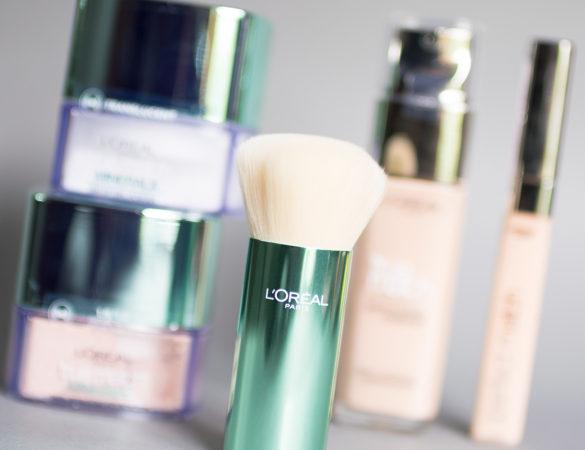 Uppdaterad bas hos L'Oréal