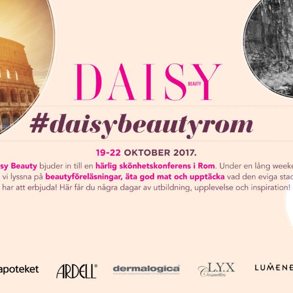 #daisybeautyrom daisy beauty rome 2017