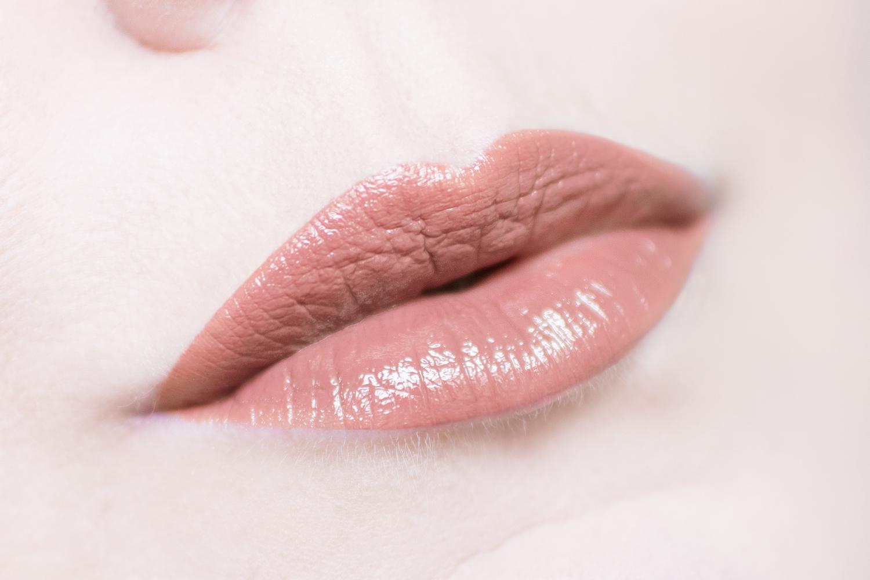 IsaDora Liquid Lip Cream swatches