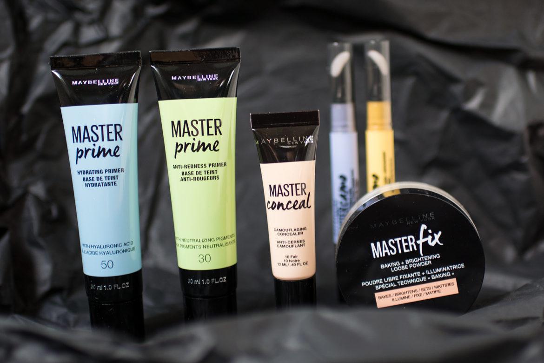 Master Class Range från Maybelline