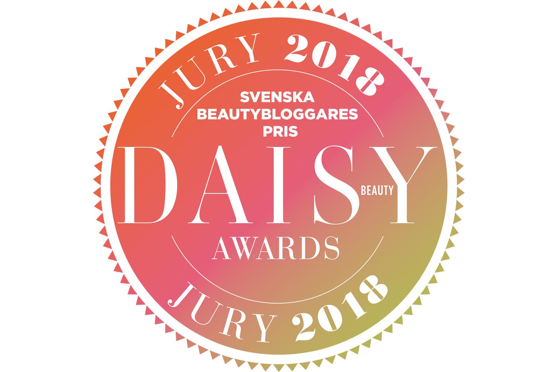 jury daisy beauty awards 2018 årets basmakeup