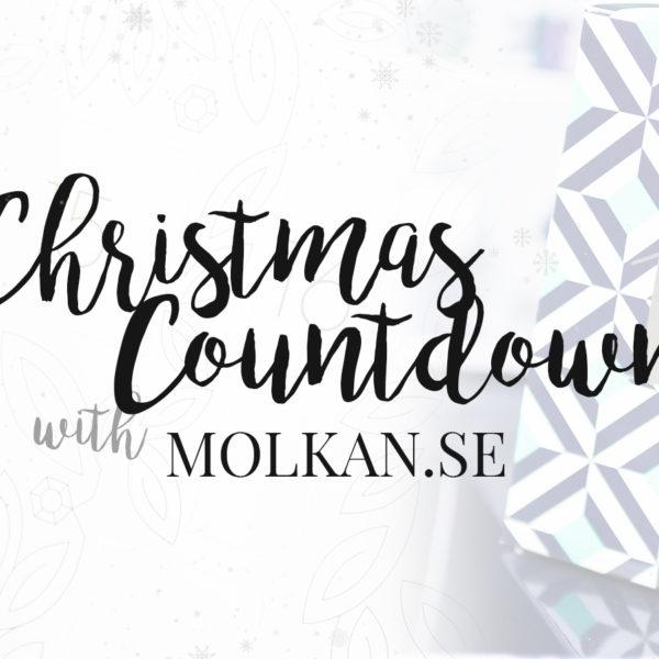 christmas countdown with molkan.se öppnar julkalendrar the body shop nyx skincity lookfantastic lumene