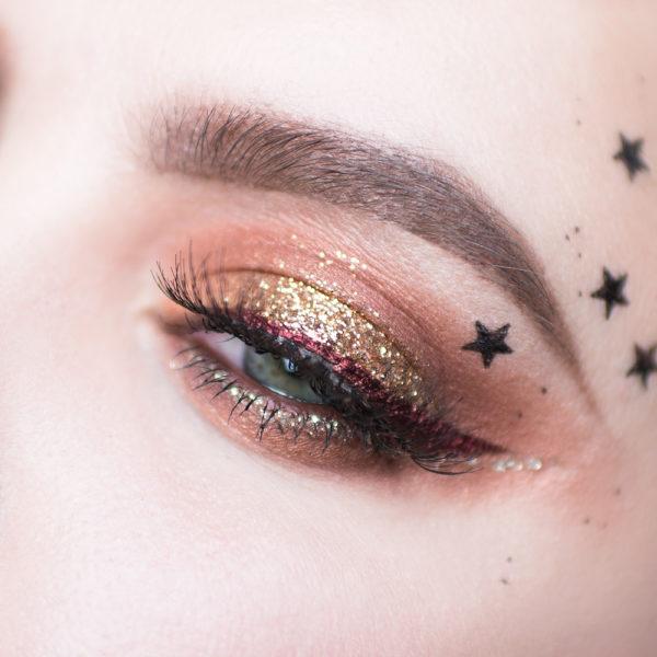 motd hiding stars makeup