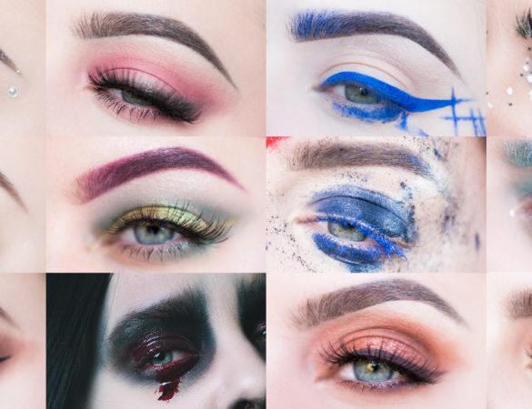 Makeup of 2017