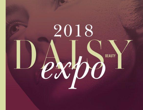 Peppar för Daisy Beauty Expo!