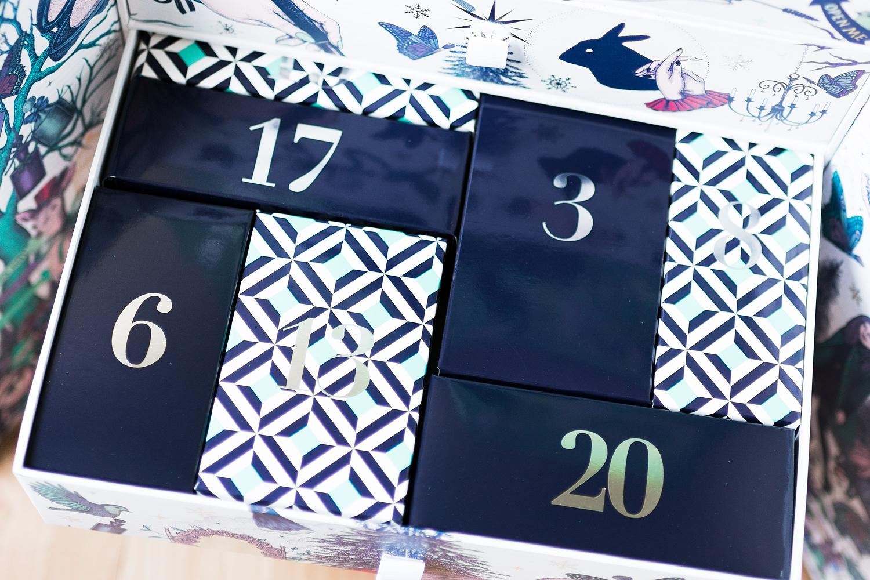 christmas calendar julkalender lookfantastic