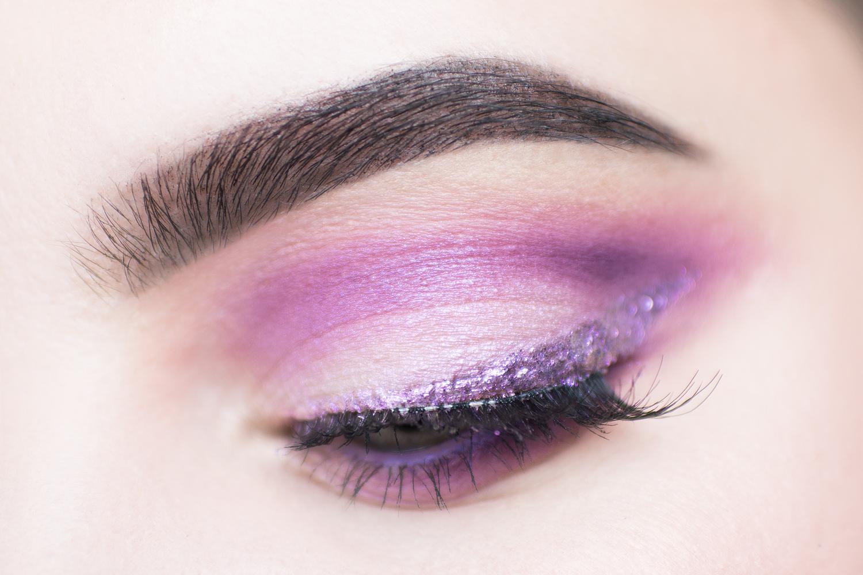 motd makeup classic purple