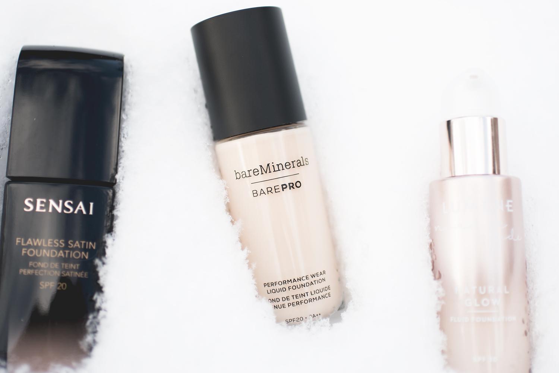 daisy beauty awards 2018 årets basmakeup bareminerals bare pro performance wear liquid foundation