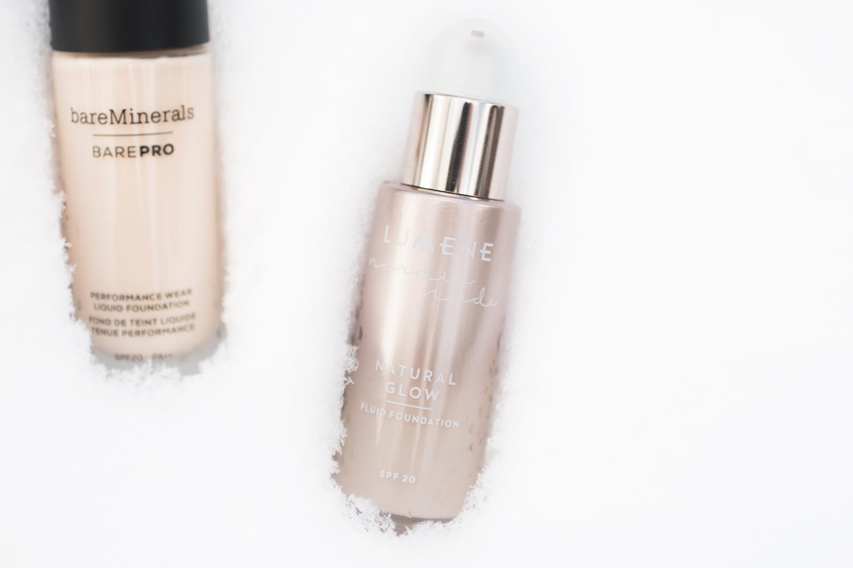 daisy beauty awards 2018 årets basmakeup lumene natural glow fluid foundation