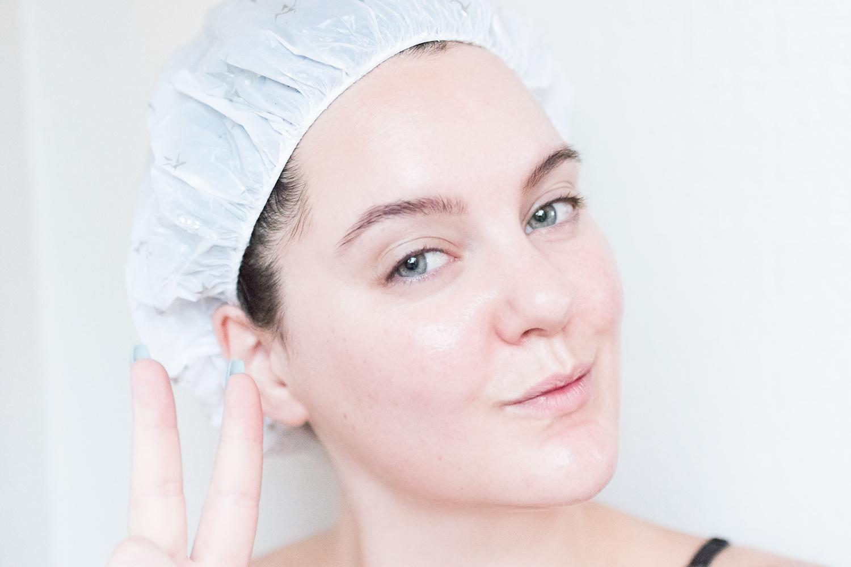 Starskin Coco-Nuts Hot Oil Hair Treatment Hair mask