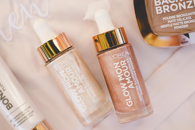 l'oréal paris glow toolbox glow mon amour liquid highlighter