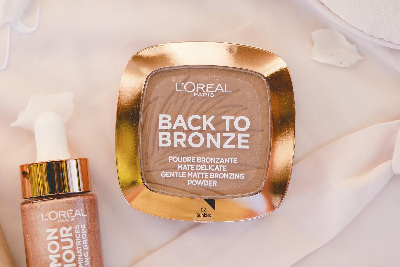 l'oréal paris glow toolbox back to bronze matte bronzer