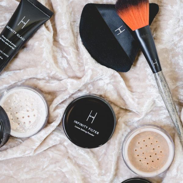linda hallberg cosmetics infinity glass filter