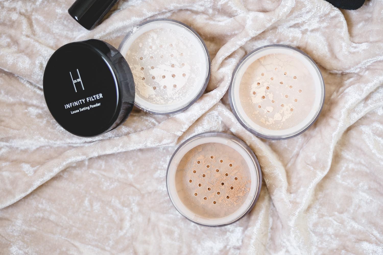 linda hallberg cosmetics infinity filter