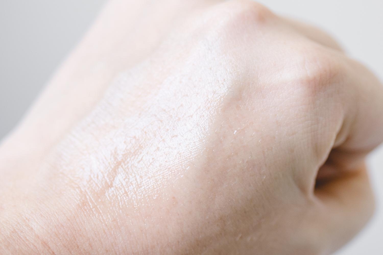 linda hallberg cosmetics infinity glass swatch